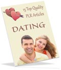 free dating PLR articles