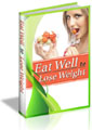 Eat Well To Lose Weight PLR ebook for your site