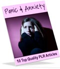 Panic PLR articles for you