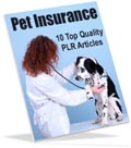 Pet Insurance PLR articles