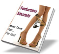 Seduction Secrets, Dating PLR ebook for your site